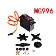 mg996 piezas