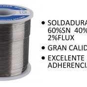 250g soldadura
