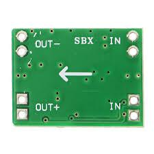 modulo reductor convertidor pequeño