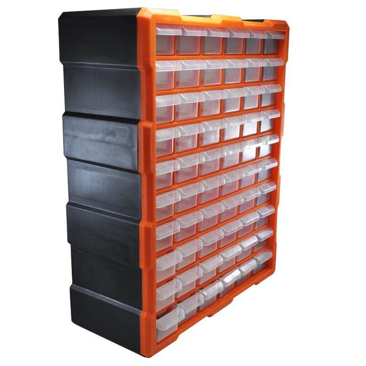 Caja Organizadora con 60 o 18 Compartimientos