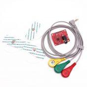 Sensor de monitoreo cardíaco y ECG AD8232