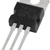 Transistor Tip 122 NPN Darlington 100V / 5A / 65W