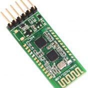 Módulo Bluetooth Hc-02 de puerto serie de modo dual compatible con el módulo HC-05/06