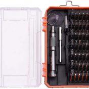 Set Destornillador de precisión 45 piezas HARDEN