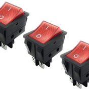 Interruptor con luz piloto 250V 16A