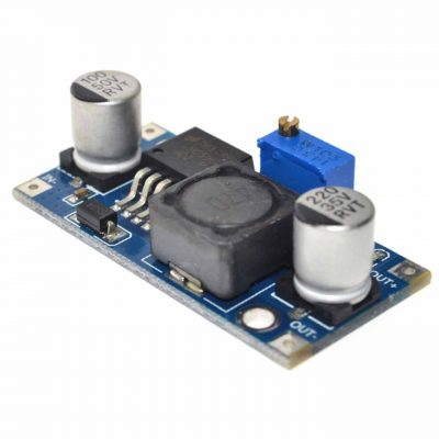 Módulo de fuente de alimentación reductora ajustable LM2596S DC-DC 1.25-30V