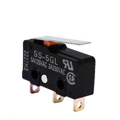 Micro Final de carreta Limit Switch 5A 125 VAC