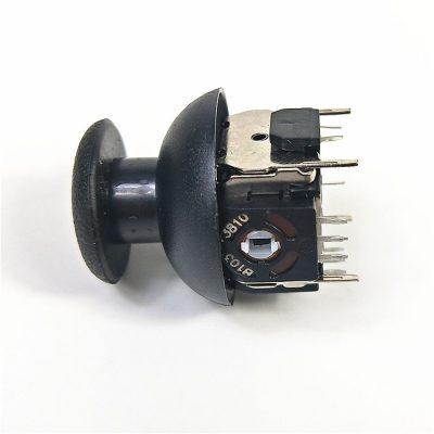 Potenciómetro Basculante Joystick con botón 10 k 103530