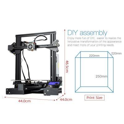 Ender 3 V2 Impresora 3D Creality
