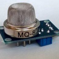 Sensor de Gas hidrogeno MQ-8