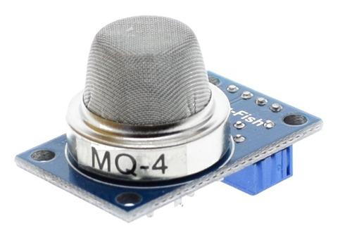 Sensor de Gas natural MQ-4
