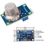 Sensor Gas Licuado MQ-5