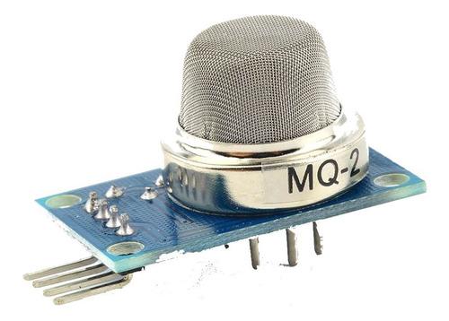 Sensor de Gas MQ-2 Humo