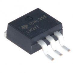 Regulador de voltaje 3.3V LM117