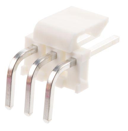 Conector Molex Macho en Angulo 3.96mm 2/3/4 PIN