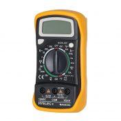 Multi Tester Digital con Protector MAS-830L
