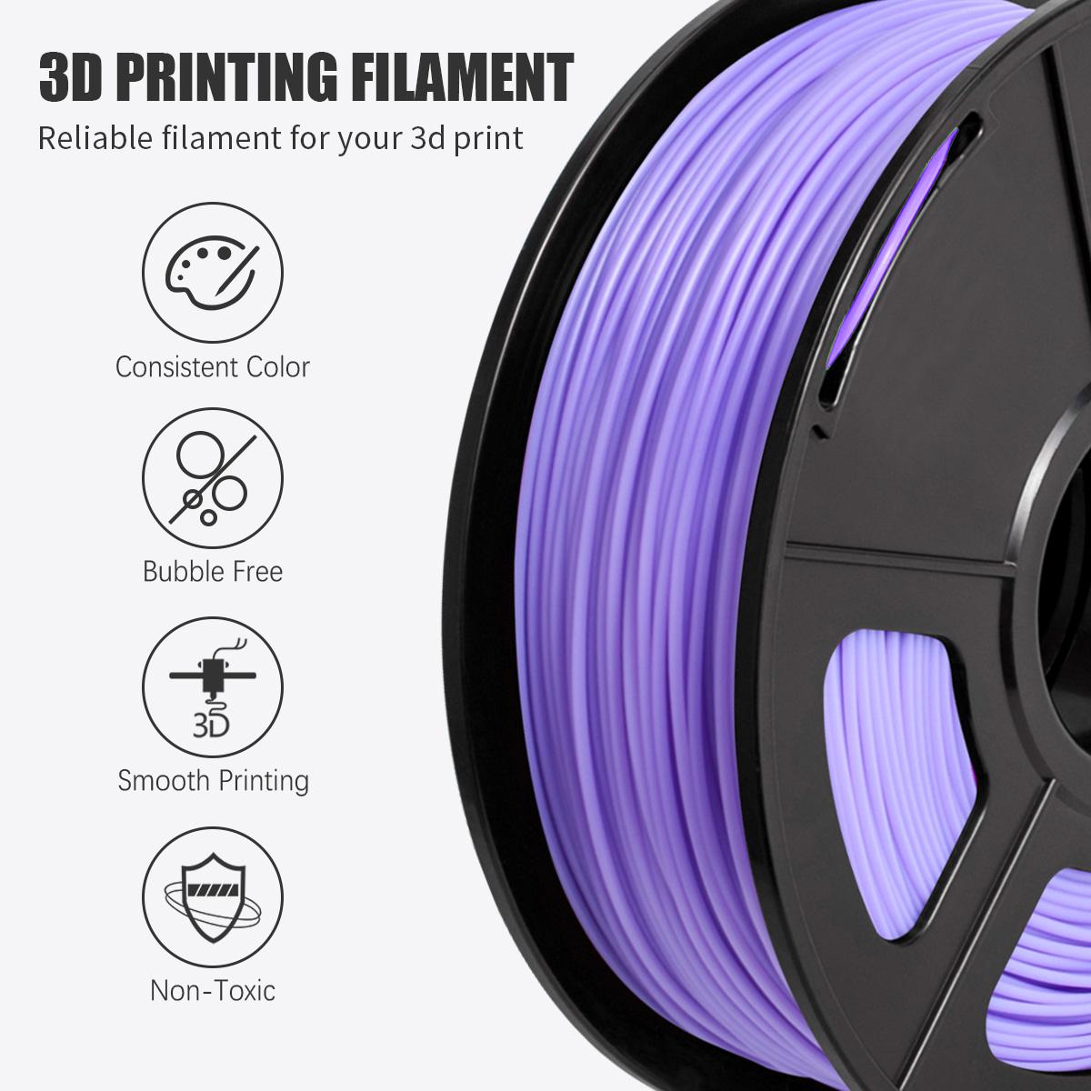 Filamento PLA SunLu 1kg 1.75mm Colores