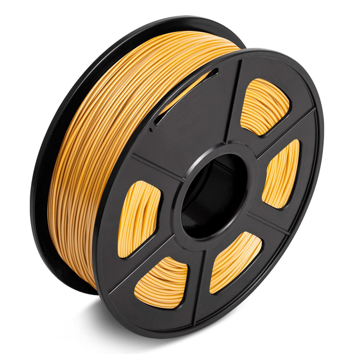 oro filamento pla