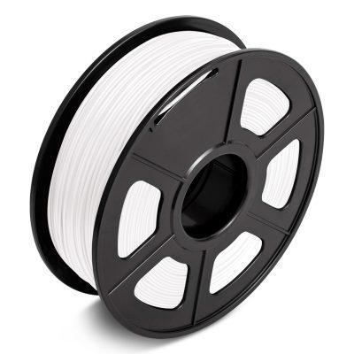 filamento blanco