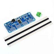 Módulo I2C de servocontrolador / PWM de 16 canales y 12 bits