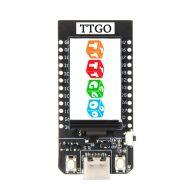 TTGO T-Display ESP32 WiFi Bluetooth Desarrollo tablero 1,14 pulgadas