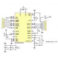 Controlador Driver motor paso a paso DRV8825