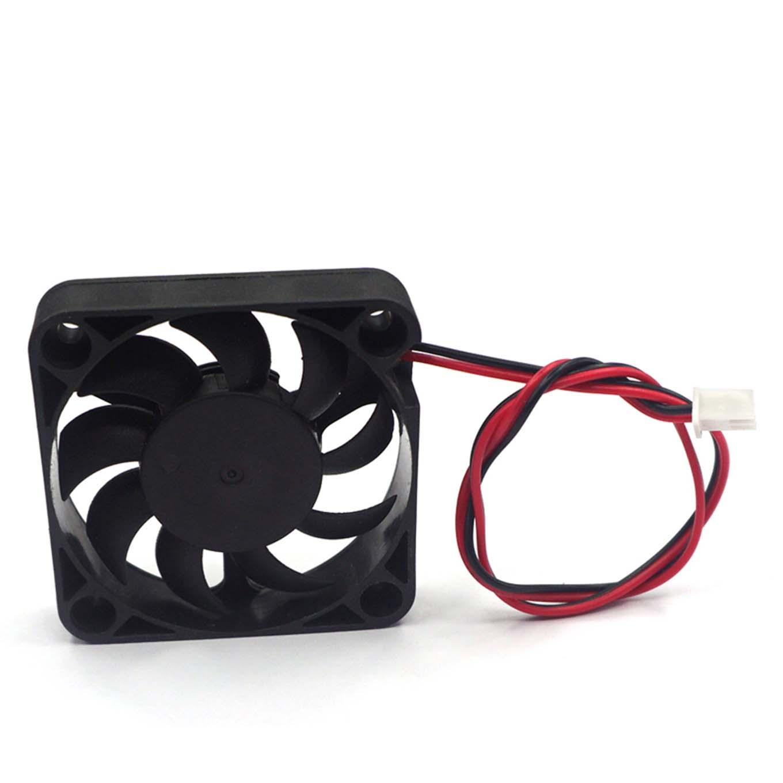 Ventilador de refrigeración sin escobillas 5010 12V / 24V