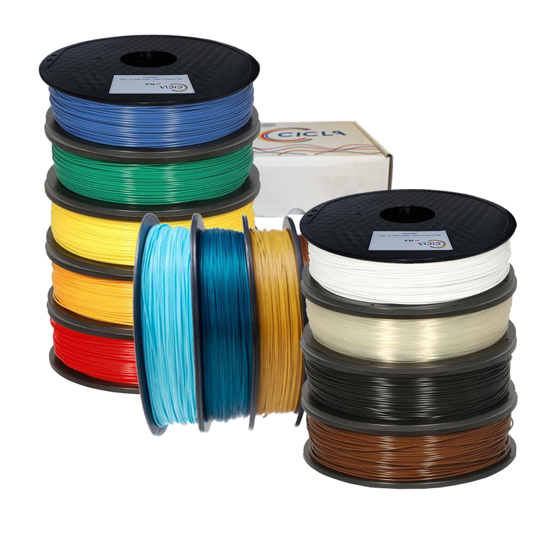 filamento pla Filamento PLA Cicla 1kg 1.75mm para Impresion 3D