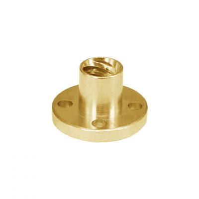 Tornillo de avance trapezoidal Accesorio impresora 3D 8/4/2mm