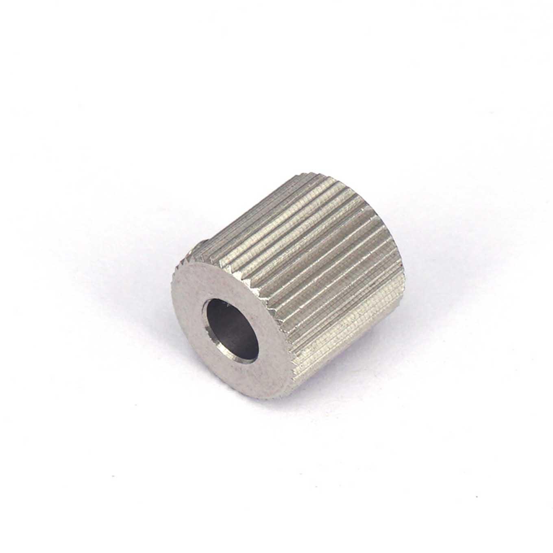 Rueda de alimentación de alambre de extrusión Makerbot