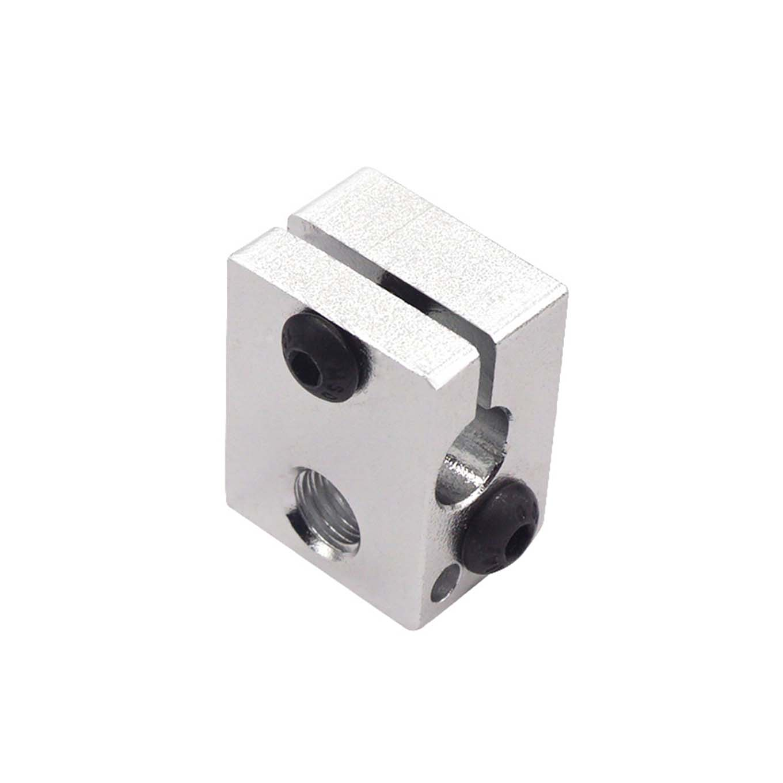 Bloque calefactor de aluminio E3D V6