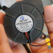 Ventilador 12 V con doble rodamiento de bolas