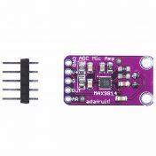 Módulo amplificador de micrófono MAX9814
