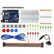 Kit electrónica Arduino básico