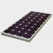 Panel Solar Monocristalino 100W 12V JSM-100
