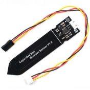Sensor de humedad del suelo analógico capacitivo 3.3 ~ 5.5V