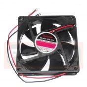 Ventilador 8x8x2.5 Cm 12 VDC Vn-351 Tech